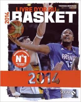 Livre d'or basket 2014